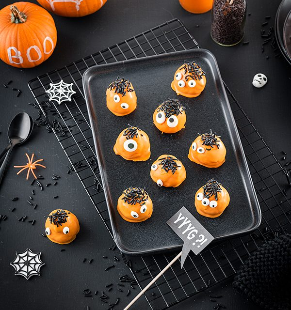 Halloween-Cake-Pops: monstermäßig gut! 6