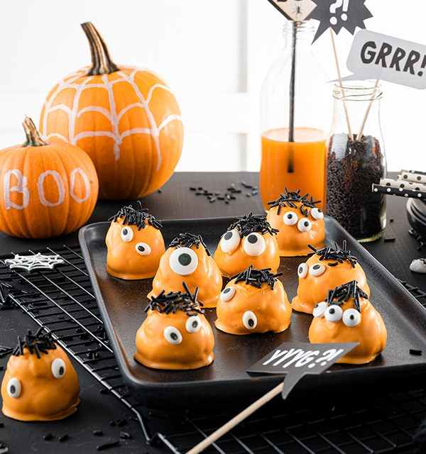 Halloween-Cake-Pops: monstermäßig gut! 7