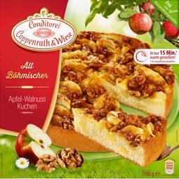 Für Weihnachtsfans: Apfelkuchen mit Eiswaffel-Tannen 26