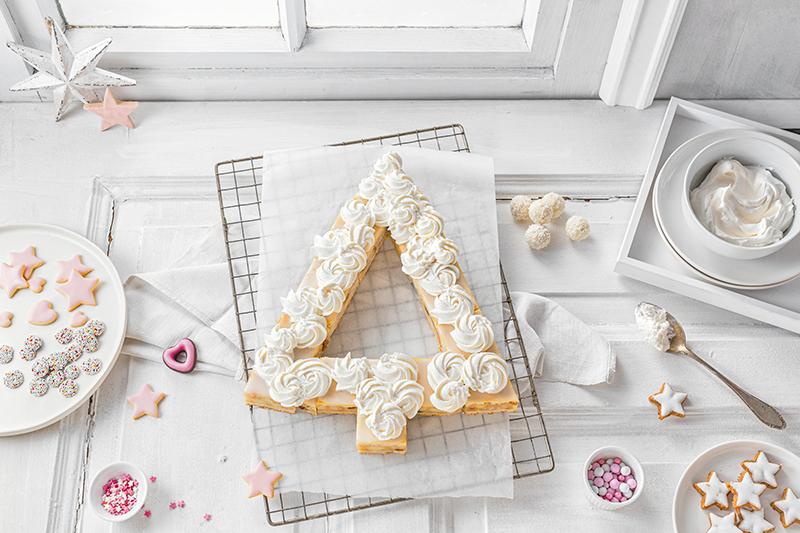 In 3 Schritten zum Tannenkuchen 24