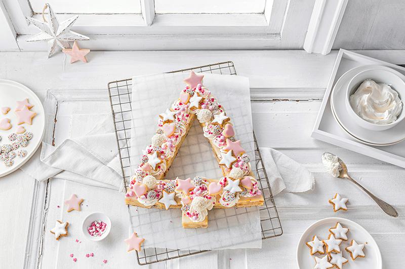 In 3 Schritten zum Tannenkuchen 25