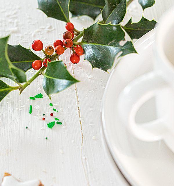 Nikolausmütze als Weihnachtstorte 16