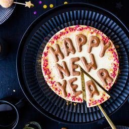 Happy New Year-Cheesecake 1
