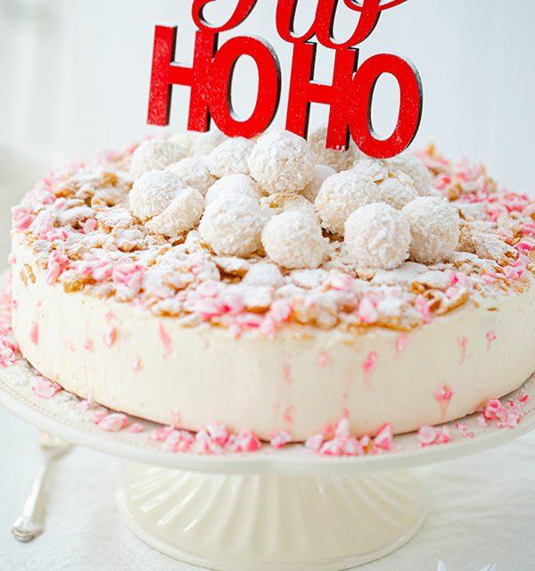 Weihnachtliche Windbeutel-Kirsch-Torte 37