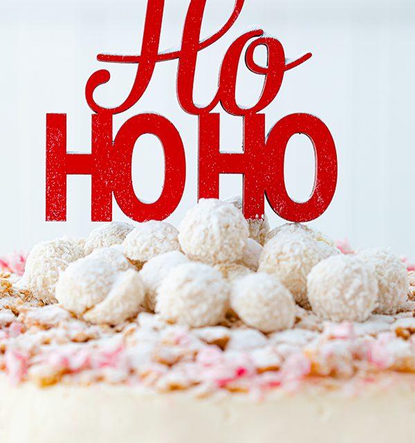 Weihnachtliche Windbeutel-Kirsch-Torte 46