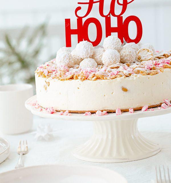 Weihnachtliche Windbeutel-Kirsch-Torte 57