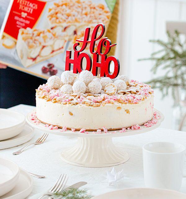 Weihnachtliche Windbeutel-Kirsch-Torte 64