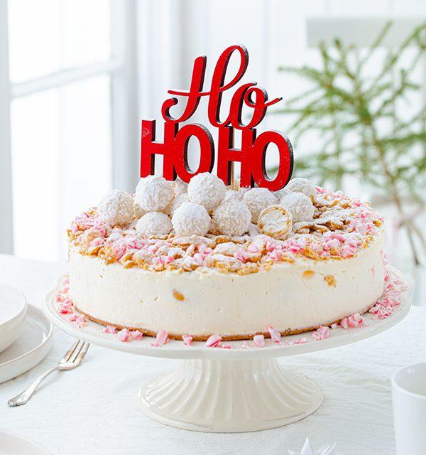 Weihnachtliche Windbeutel-Kirsch-Torte 68