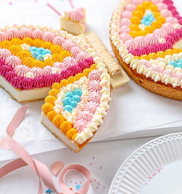 Schmetterlingskuchen zum Kindergeburtstag 28