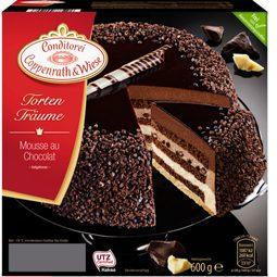 Torte zum 18. Geburtstag: Schokoladentorte mit Wunderkerzen 1
