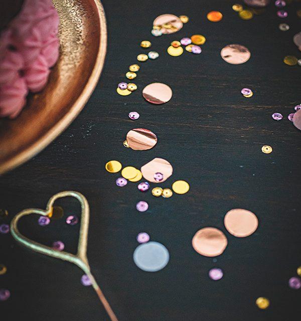 Torte zum 18. Geburtstag: Schokoladentorte mit Wunderkerzen 23
