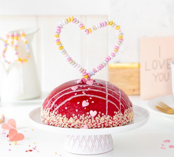 Valentinstagstorte leicht gemacht! 10