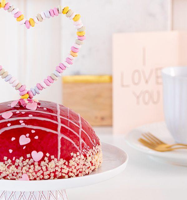 Valentinstagstorte leicht gemacht! 2