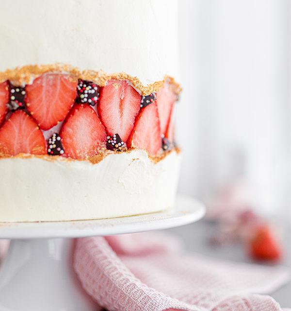 Faltline Cake Anleitung! So einfach wird's gemacht! 24
