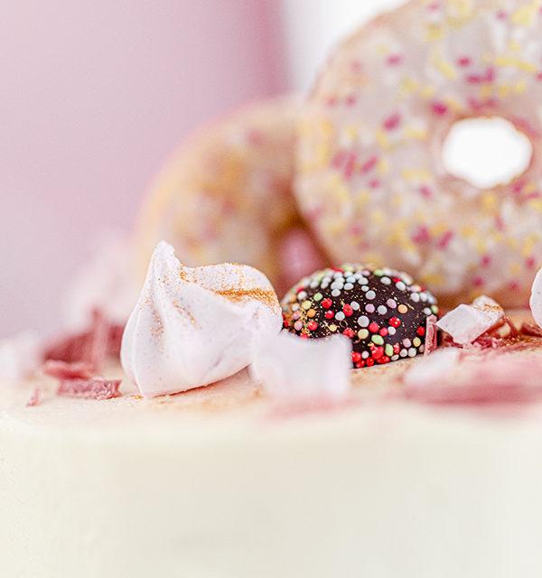 Faltline Cake Anleitung! So einfach wird's gemacht! 30