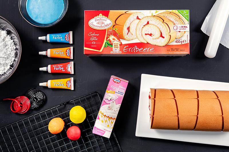 Feuerwehr-Kuchen zum Kindergeburtstag! 31