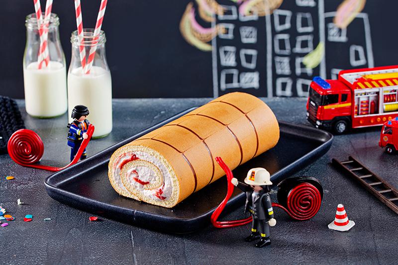 Feuerwehr-Kuchen zum Kindergeburtstag! 33