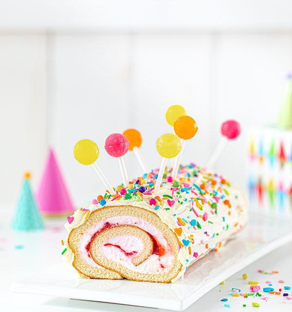Kinderrezept für eure Karnevalsparty: Lolli-Rolle! 8