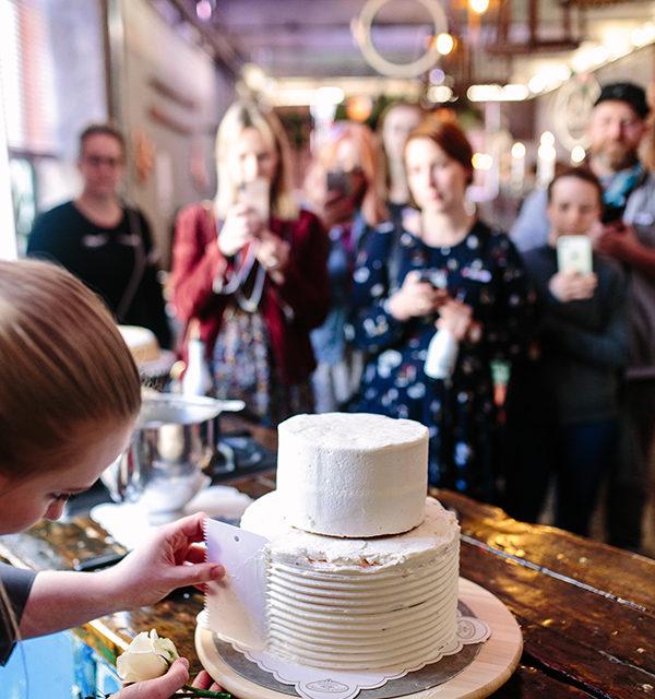 Bloggerevent: Hochzeitstorte selber machen 19