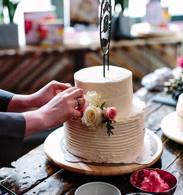 Bloggerevent: Hochzeitstorte selber machen 27