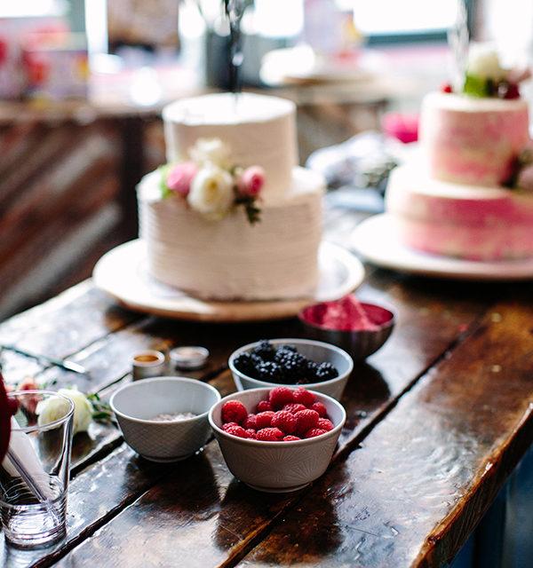 Bloggerevent: Hochzeitstorte selber machen 28