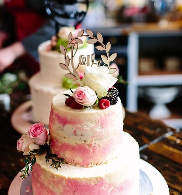 Bloggerevent: Hochzeitstorte selber machen 29