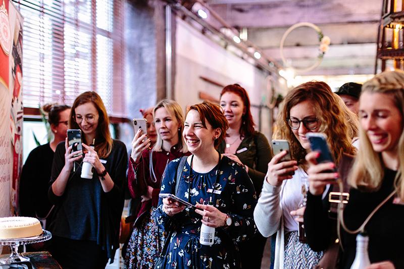 Bloggerevent: Hochzeitstorte selber machen 30