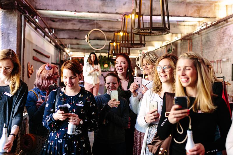 Bloggerevent: Hochzeitstorte selber machen 33