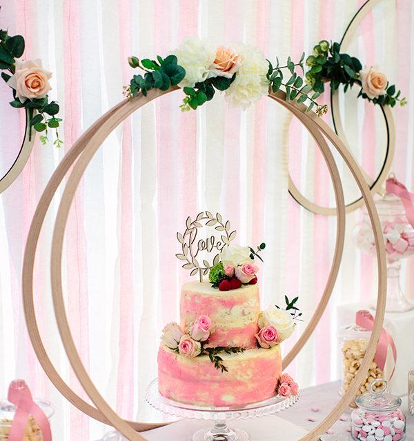 Bloggerevent: Hochzeitstorte selber machen 40
