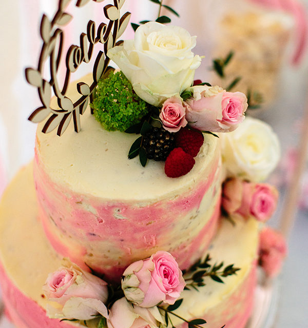 Bloggerevent: Hochzeitstorte selber machen 41