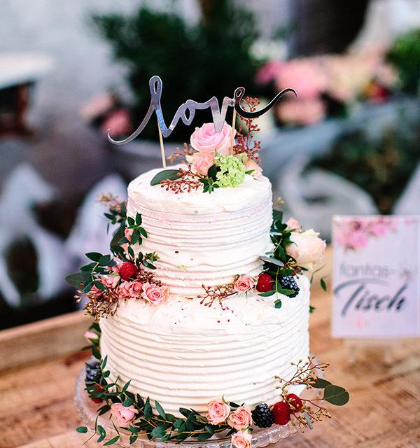 Bloggerevent: Hochzeitstorte selber machen 44