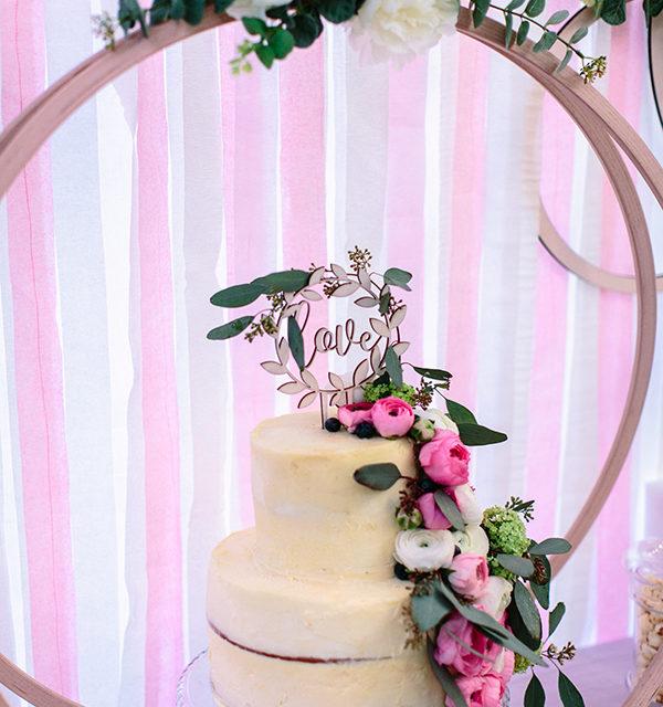 Bloggerevent: Hochzeitstorte selber machen 45
