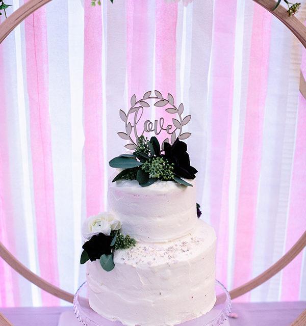 Bloggerevent: Hochzeitstorte selber machen 46