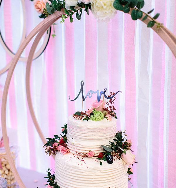 Bloggerevent: Hochzeitstorte selber machen 48
