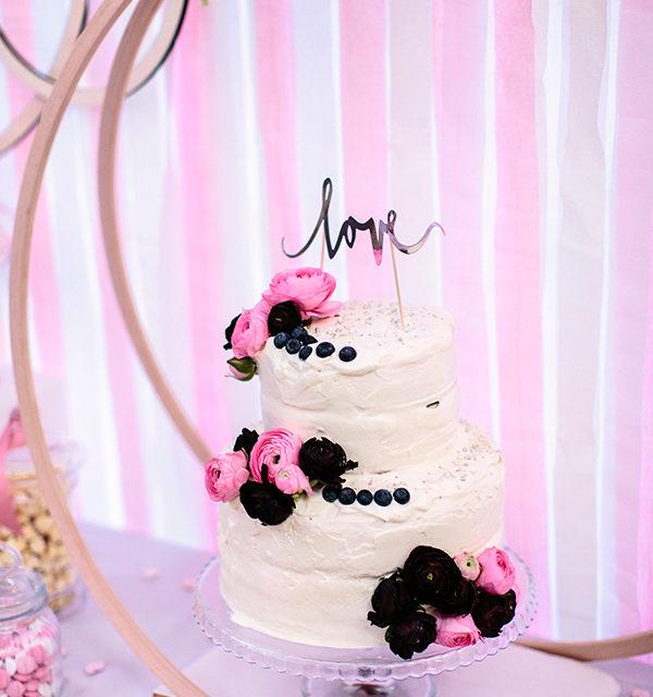 Bloggerevent: Hochzeitstorte selber machen 49