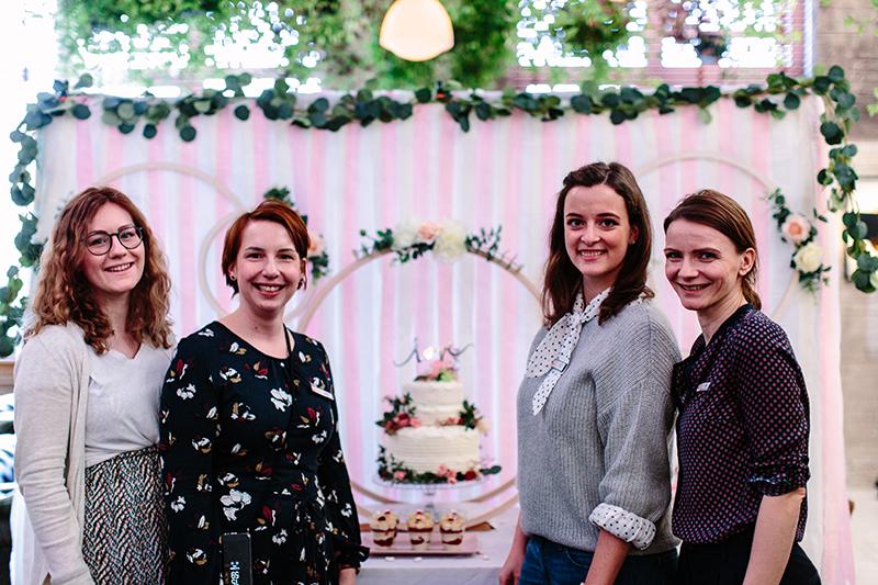 Bloggerevent: Hochzeitstorte selber machen 55