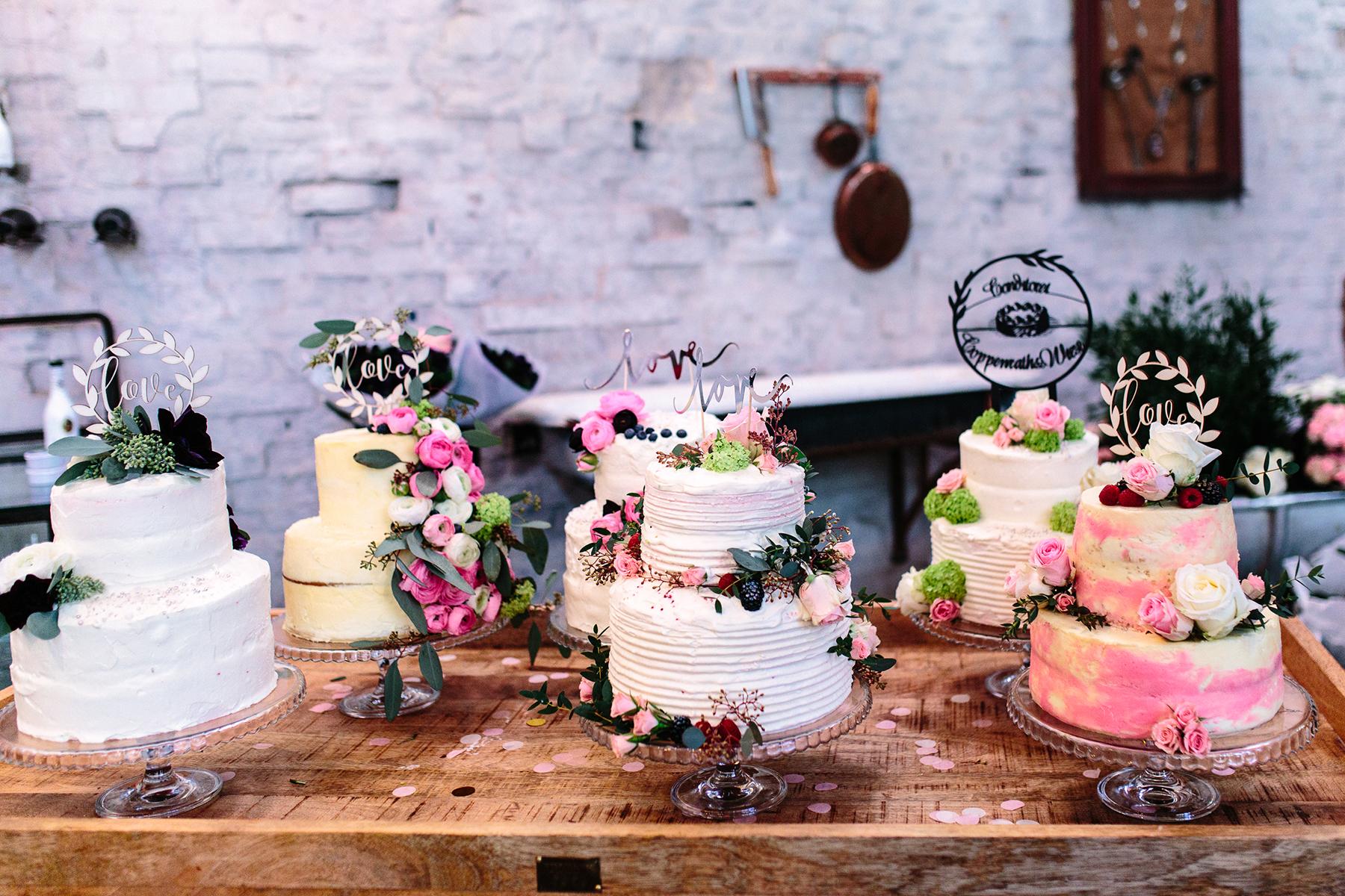 Bloggerevent: Hochzeitstorte selber machen 76