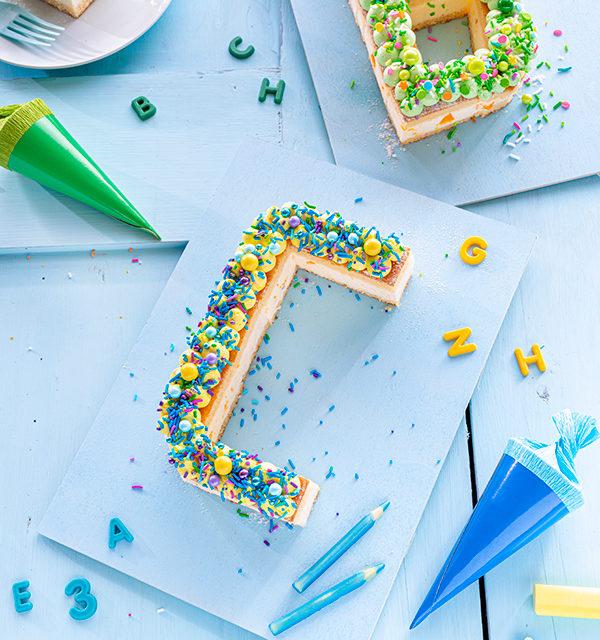 ABC-Lettercake zur Einschulung 9