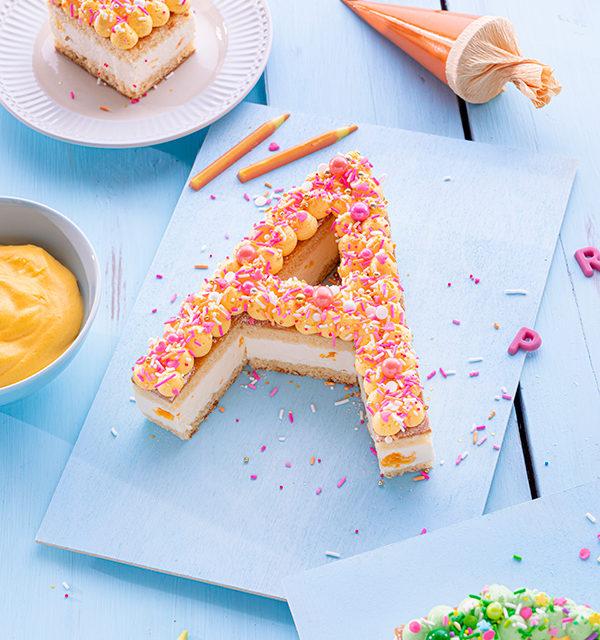 ABC-Lettercake zur Einschulung 12