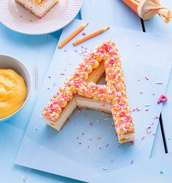 ABC-Lettercake zur Einschulung 13