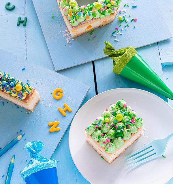 ABC-Lettercake zur Einschulung 16