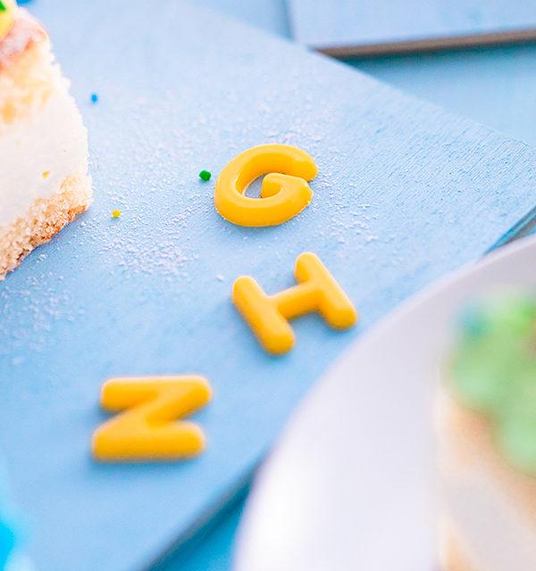 ABC-Lettercake zur Einschulung 29