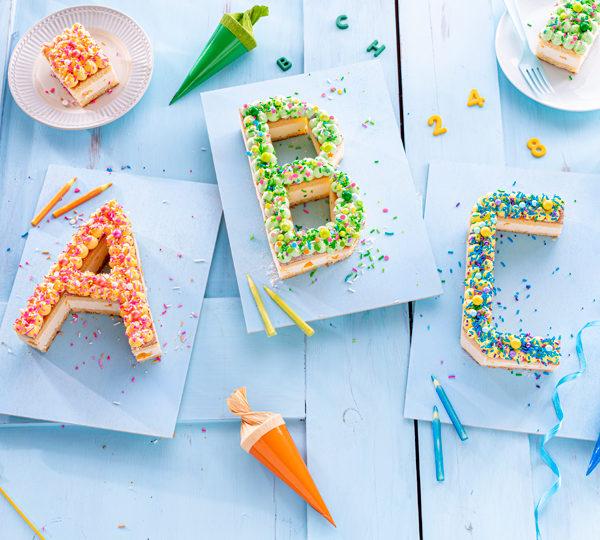 ABC-Lettercake zur Einschulung 31