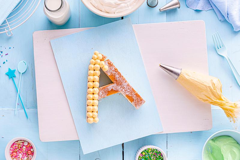 ABC-Lettercake zur Einschulung 55