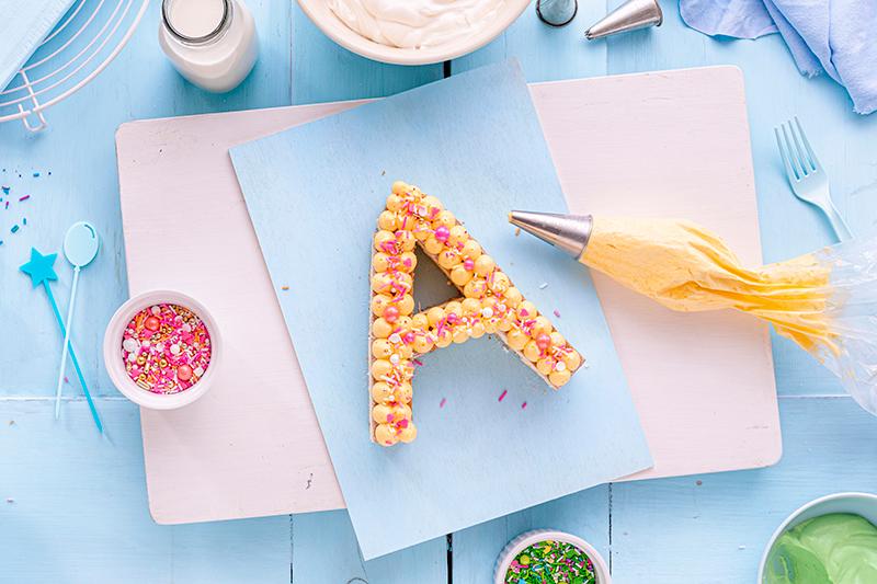 ABC-Lettercake zur Einschulung 57