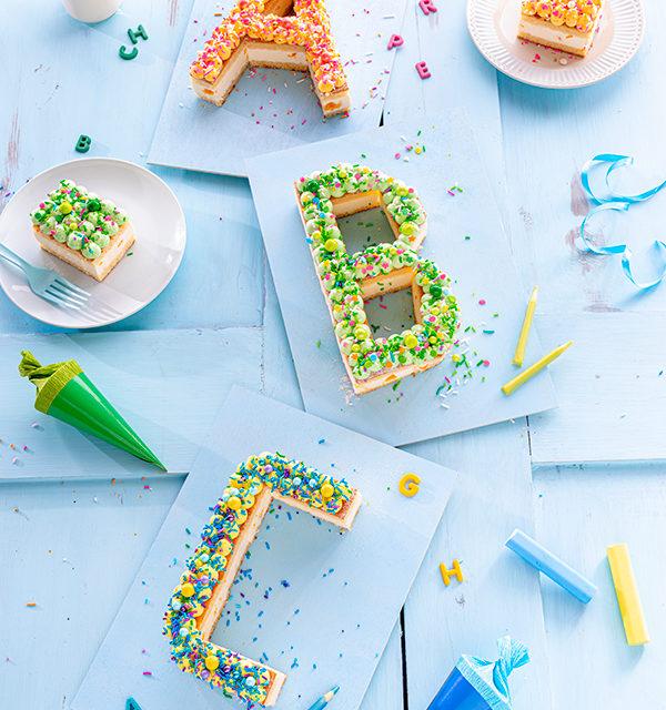 ABC-Lettercake zur Einschulung 5