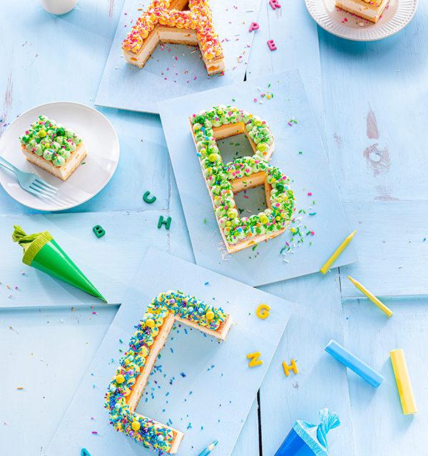 ABC-Lettercake zur Einschulung 7