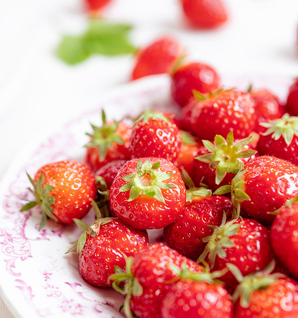 Cheeecake mit Erdbeeren 1