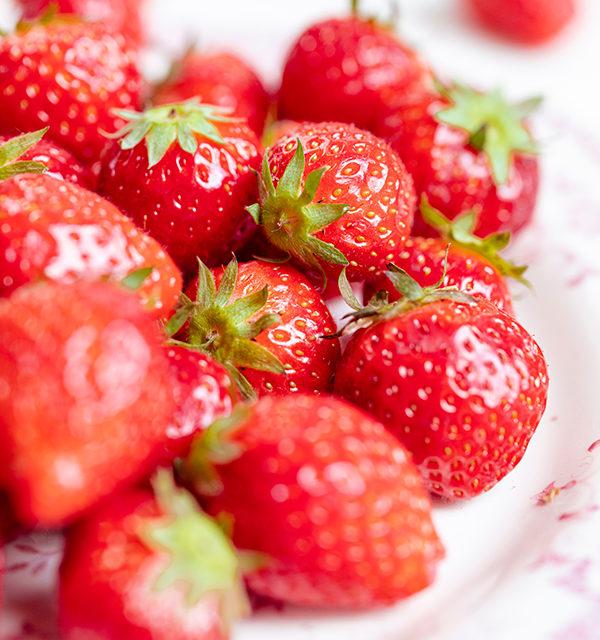 Cheeecake mit Erdbeeren 3