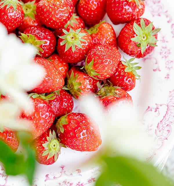 Cheeecake mit Erdbeeren 5